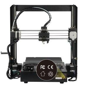Image 5 - ANYCUBIC מגה S 3D מדפסת impressora מכבש TFT מגע מסך Ultrabase ענק לבנות נפח PLA שולחן העבודה impresora 3d דרוקר