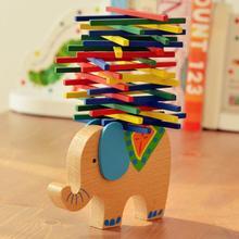 Верблюд баланс блоки слон развивающие деревянные рождения день подарки игры мультфильм