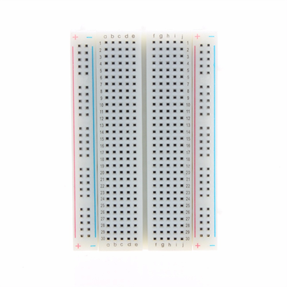 400 Points Breadboard Pcb Board Self Adhesive For Arduino In Single Electronic Circuit Solderless Kit Sale Sided From Components Supplies On Alibaba Group