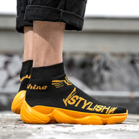 Men's Casual Socks shoes Fashion Shoes For Men Sneakers Hot Sale High Quality Walking Shoes Brand Outdoor Comfortable Zapatos
