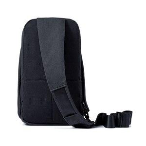 Image 4 - Xiaomi Mi תרמיל 4L פוליאסטר תיק עירוני פנאי ספורט חבילת חזה שקיות גברים נשים קטן גודל כתף יוניסקס תרמיל H34