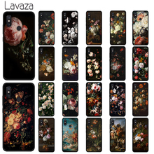 цены на Lavaza Classic painting flower Soft TPU Case for Xiaomi Redmi Note 5 6 7 Pro for Redmi 5A 6A S2 5 Plus Silicone Cover  в интернет-магазинах