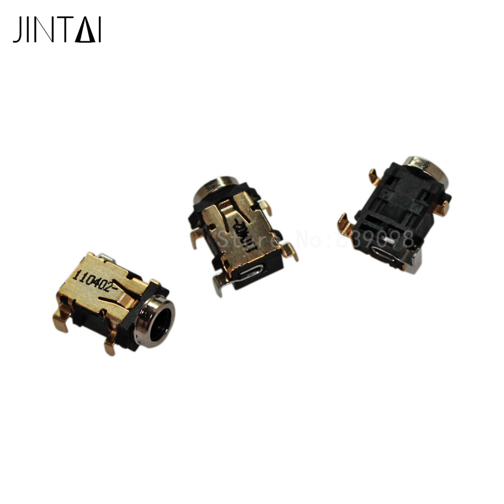 JINTAI 100pcs DC AC POWER JACK SOCKET CONNECTOR FOR SAMSUNG Chromebook XE500C21 AO3/ XE500C21 AZ2US/XE500C21 A01US