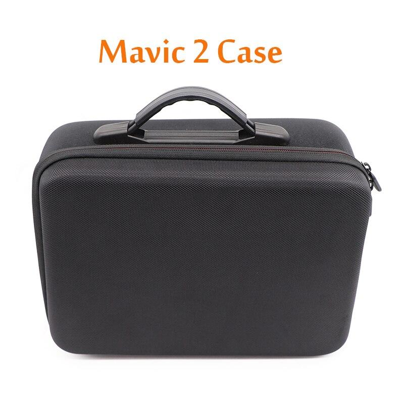 New Arrival Mavic 2 Pro/Zoom Nylon EVA Carry Case Handbag for DJI Mavic 2 Drone Storage Bag Box Body Accessories explosion proof box dji mavic 2 pro zoom bag box high capacity storage case for dji mavic 2 pro mavic 2 zoom drone accessories
