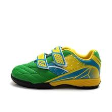 Tiebao K13135 Professional Kids' Indoor Football Boots, Turf Racing Soccer Boots, Training Football Shoes.