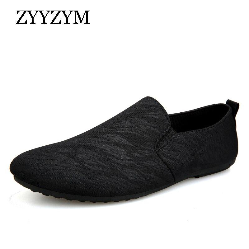 2019 Primavera Verano hombres zapatos casuales zapatos de