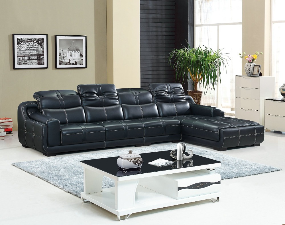 2016 Bean Bag Chair Sofas For Living Room European Style Set No Chaise Sectional Sofa Furniture Leather Recliner Corner Modern sofas for living room european style set modern no armchair bean bag chair living room sectional sofa furniture leather corner