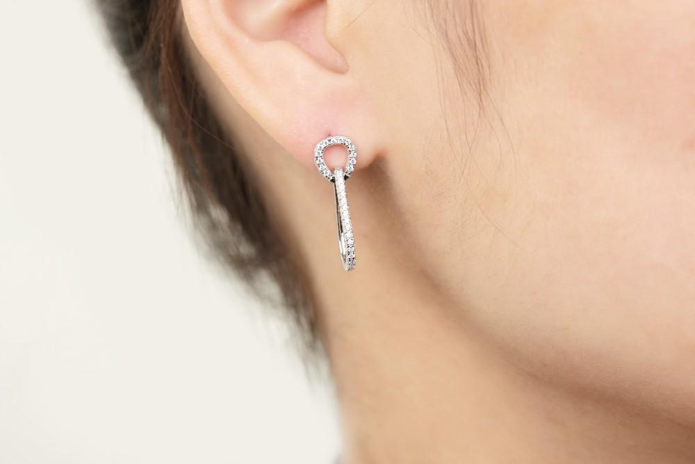925 sterling silver earrings,large hoop earrings,earrings for women,for 925 sterling silver earrings hoops DE91420A (4)