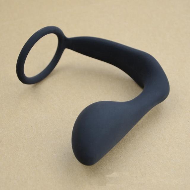 butt plug training cockring verstellbar