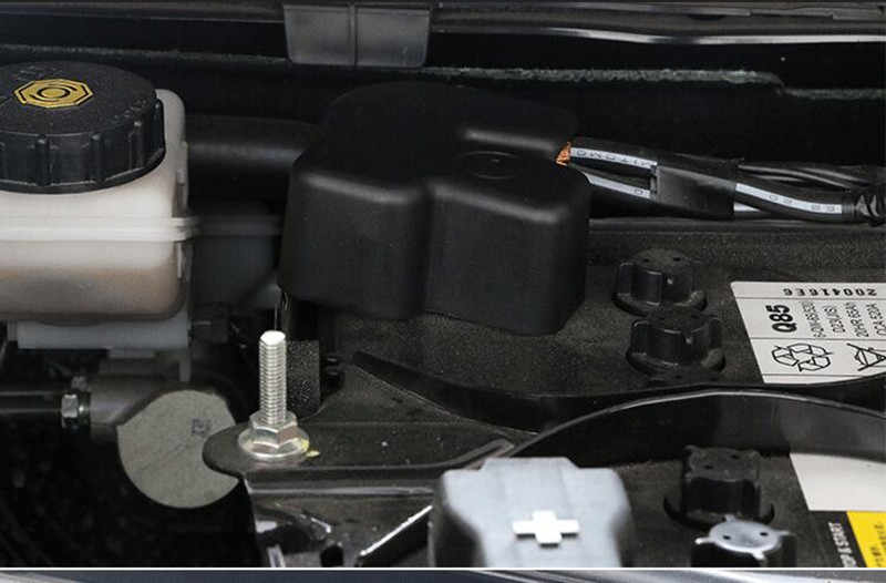 Mazda 3 Battery >> Detail Feedback Questions About Car Battery Cathode Closure Door