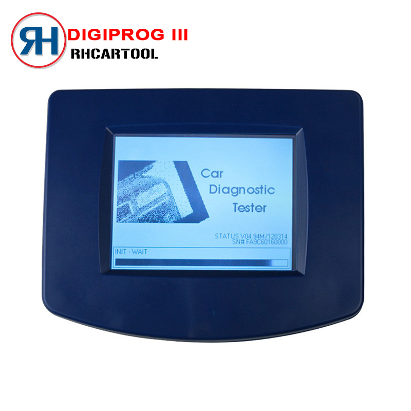 Prix pour 2017 Unité Principale de Digiprog III Digiprog 3 V4.94 correction d'odomètre outil Digiprog3 seulement unité principale digiprog iii Livraison Gratuite