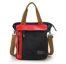 Fashion Canvas Bag Women Handbag Shoulder Bags Messenger Bags Casual Blue Hobos Bolsa Feminina High Quality  LJ-349