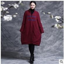 Осенью и зимой в 2015 новый продукт, оригинальный дизайн марка качество 100% хлопок белье свободные большой ярдов женщин хлопка
