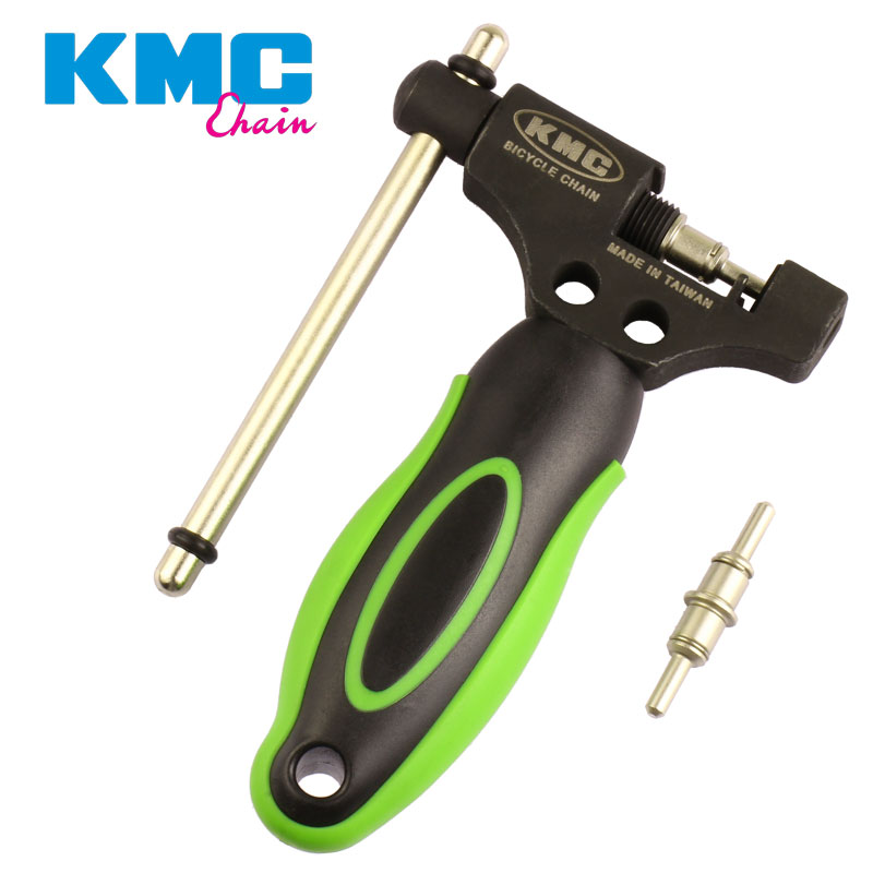 KMC Extra Pin Reversible Rivet Magic Bicycle Chain Button Clamp Remove Tool Master Link Tool Bicycle Chain Open Close Tools