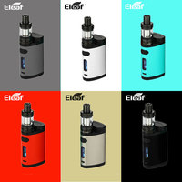 Original 200W Eleaf Pico Dual TC Kit W Pico Dual Box Mod 200W And 2ml MELO