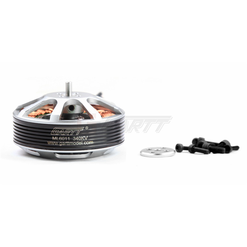 GARTT ML 6011 340KV Brushless Motor For  Plant Protection Operations Hexacopter Octocopter Multicopter садовая химия zi jane plant protection station 38 200g 80%