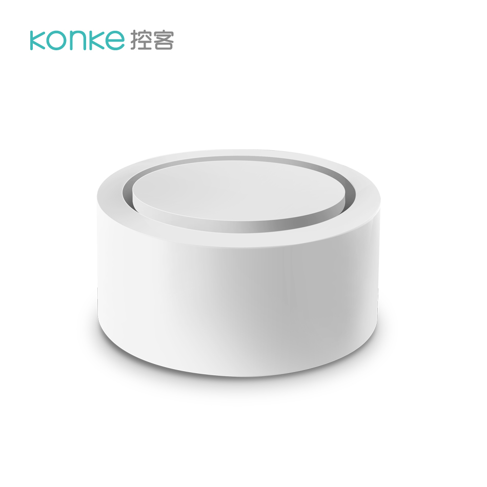 Konke ZigBee 3.0 Open Protocol  Smart Home Wireless Switch Remote Intelligent Application Home Security APP Control
