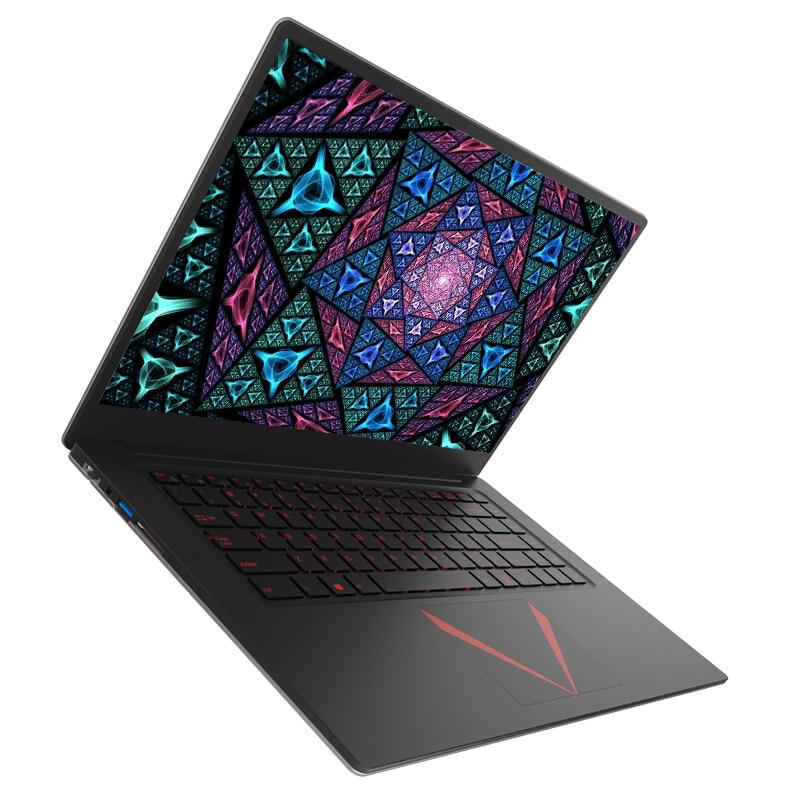 цена на AMOUDO 15.6inch 6GB RAM+256GB SSD+1TB HDD Windows 10 System 1920*1080 FHD IPS Screen Intel J3455 CPU Laptop Notebook Computer