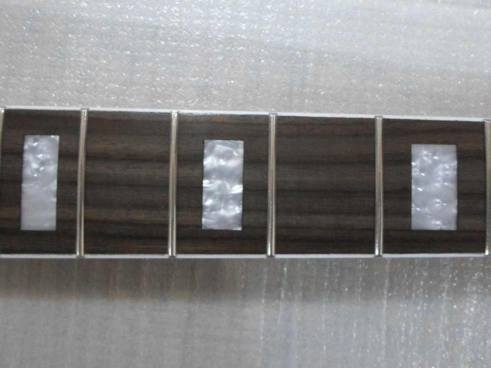 Клен 20 лада шеи для электрической P бас гитары шеи части замены