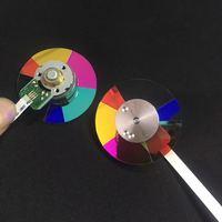 Neue Projektor Farbe Rad 6 Segmente für BENQ MS527/MS524/MW516H/MS502-in Projektor-Zubehör aus Verbraucherelektronik bei