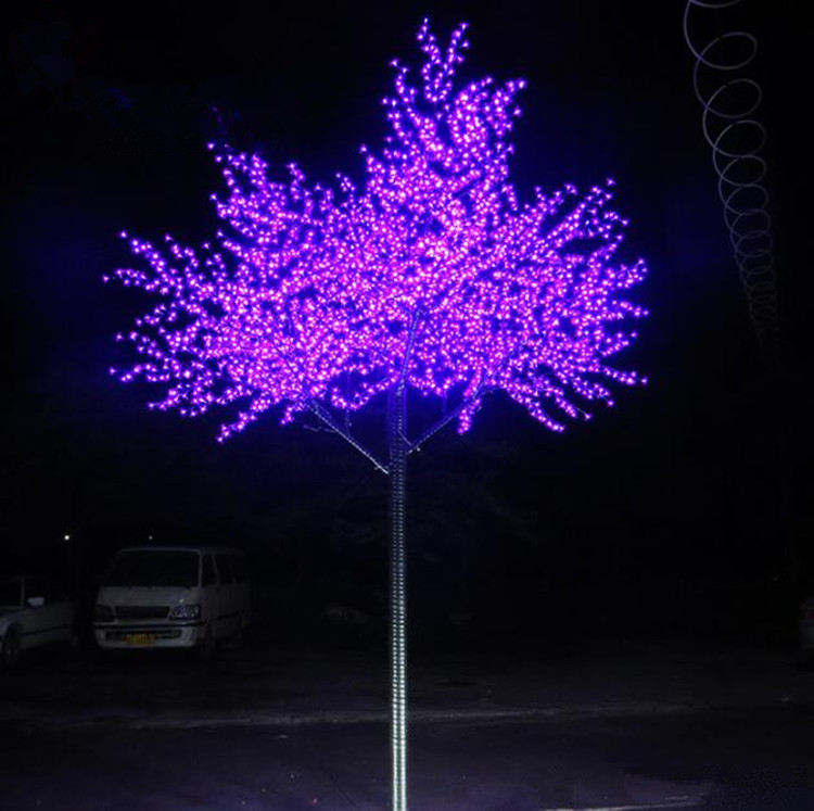 aliexpresscom buy free shipping 15meter 648leds artificial peach blossom led blossom tree with cheap christmas lights and cheap led lights from reliable
