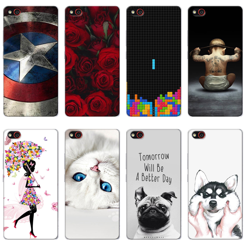 Fitted Cases Cellphones & Telecommunications Cooperative Good Quality Colorful Cases For Zte Nubia Z9 Max Nx512j Fundas Printing Drawing Phone Girls Full Back Cover Silicone Soft Case We Take Customers As Our Gods