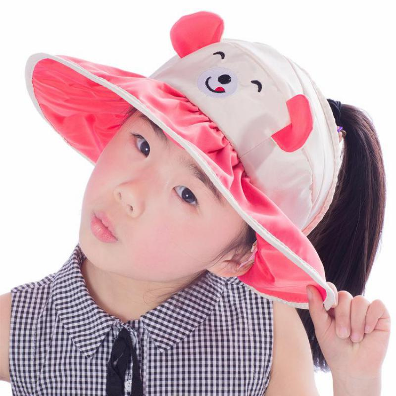 Accessories Ab Brand New Baby Boys Cotoon Panama Hats 2019 Spring Kids Cute Cartoon Bucket Hats Outdoor Hiking Tour Beach Sun Caps Children Making Things Convenient For Customers