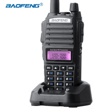 Baofeng UV-82 Walkie Talkie Dual Channels UV82 CB Radio Separate PTT Button 128CH FM VOX Ham Radio Long Range for Hunting Radio