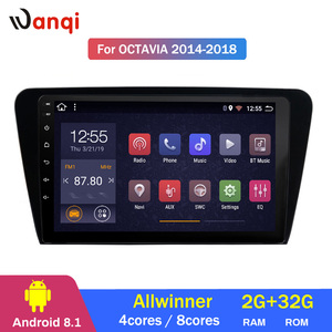 Android 8.1 car dvd gps multimedia playe