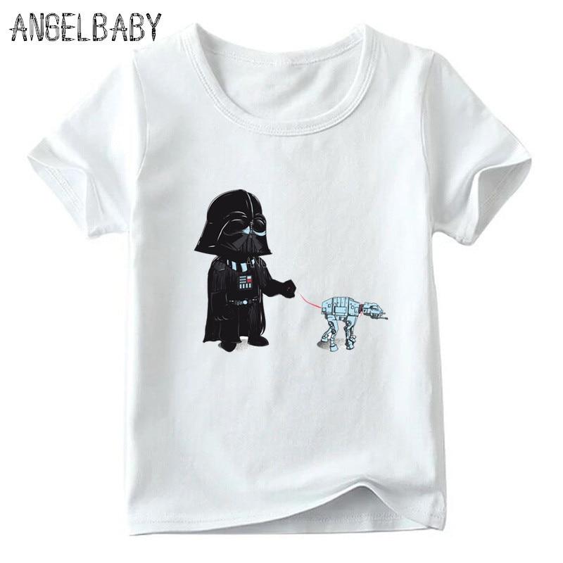 Boys Star Wars Darth Vader T-Shirt