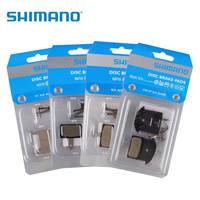SHIMANO J02A RESIN Brake Pads With Cooling Fins Fit With DEORE M615 SLX M675 M7000 XT