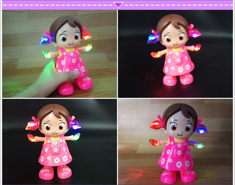 Toys For Girls Product : Electric walking dancing singing dolls lol toys for girls doll