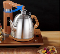 Electric kettle automatic water heater household absorber pumping tea set electric cooker induction Heat preservation