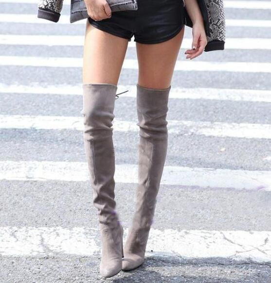 Online Buy Wholesale tight leather boots from China tight leather ...