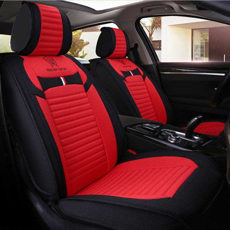 Car Seat Cover Seats Covers For Chrysler 200 300c Grand Voyager Ypsilon 2017 2016 In Automobiles From Motorcycles On