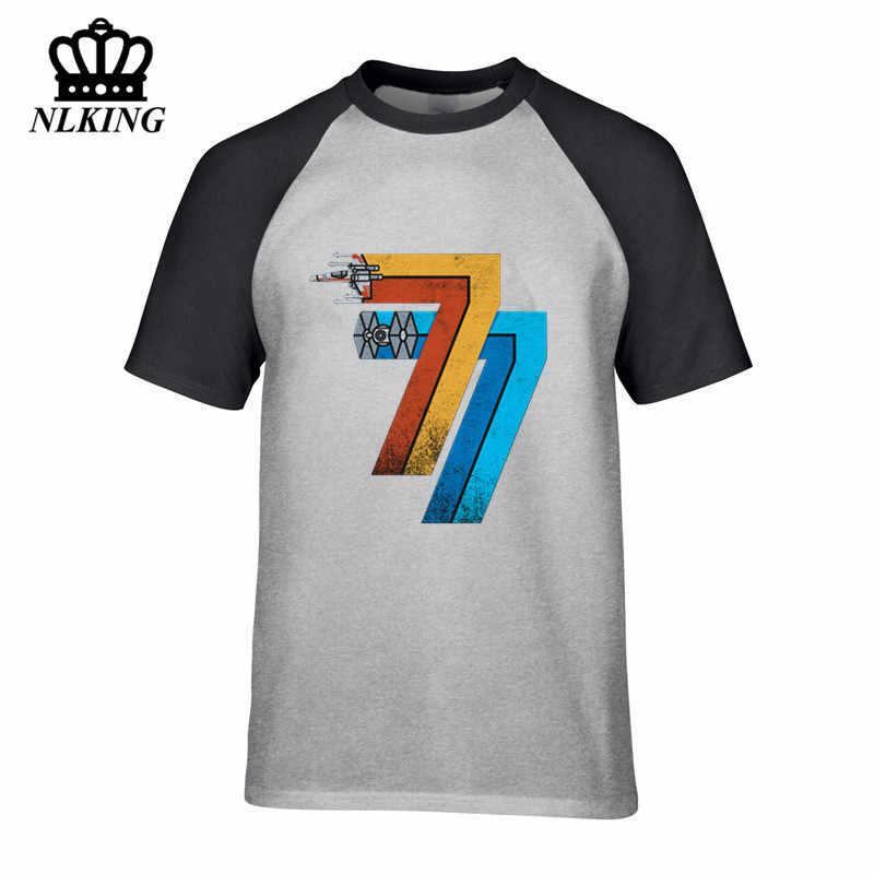 e0a85e93b927 70s 80s Retro brand clothing Vintage May 25th 1977 T shirts men Star Wars T-