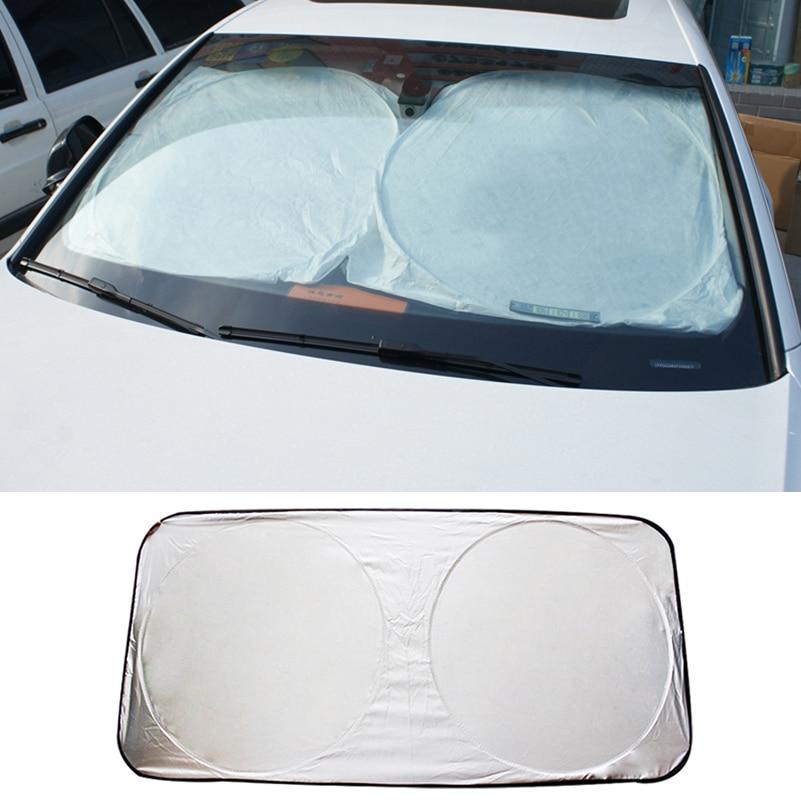 For Renault Duster Captur Megane 2 3 Logan Clio Fluence Scenic Laguna 2 Sandero Trafic Clip Kadjar Kangoo Car Window Sunshade