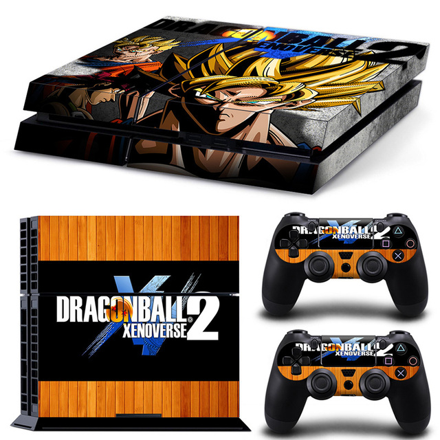 Game Stickers For PS4 Stickers Console Skin PS4 Controller Skins Cover For PlayStation4 Game Accessories 2
