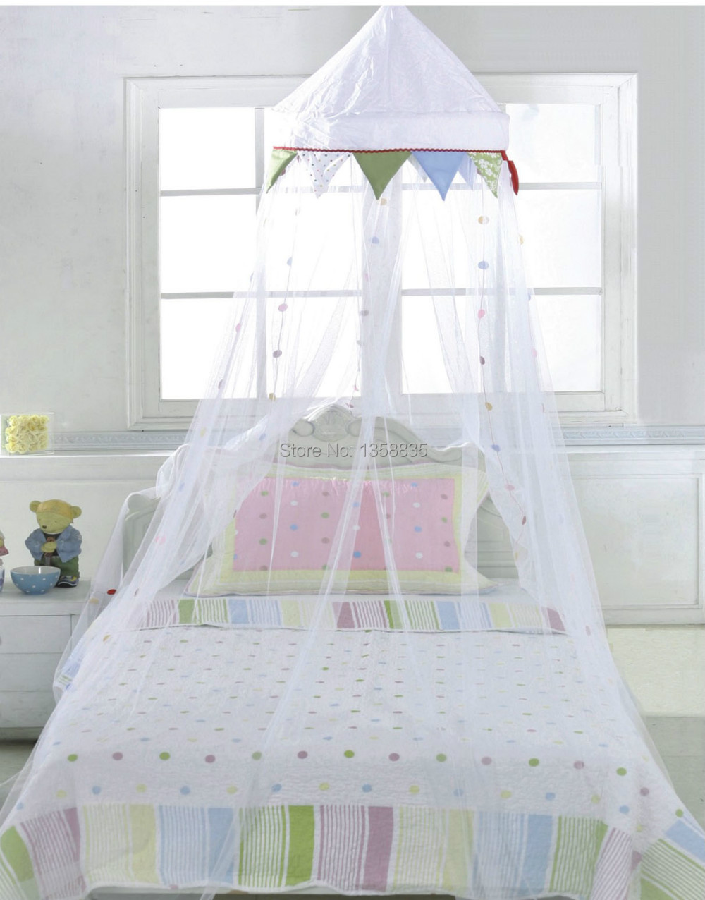 free shippinig Ikea child bed baby mosquito net gauze folding dome-in Mosquito Net from Home u0026 Garden on Aliexpress.com | Alibaba Group & free shippinig Ikea child bed baby mosquito net gauze folding dome ...