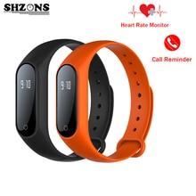 Y2-B 0.42 дюймов OLED Bluetooth IP65 Водонепроницаемый смарт-браслет сердечного ритма Мониторы сна вызовы напоминание сообщение push браслет