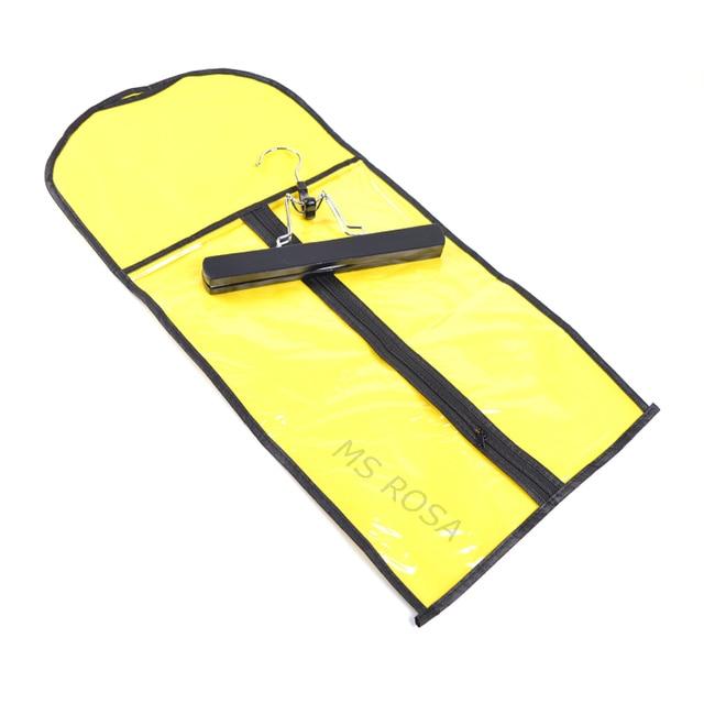 2 Sets Hair Extensions Storage Bag Carrier Suit Case Bag With Hanger