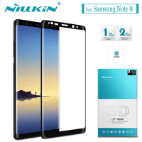 Nilkin For Samsung Galaxy Note 8 Tempered Glass Nillkin 3D CP MAX Full Cover Screen Protector