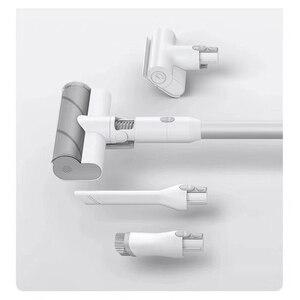 Image 2 - 원래 Xiaomi 미 핸드 헬드 무선 진공 청소기 휴대용 무선 강력한 흡입 aspirador 홈 사이클론 깨끗한 먼지 수집가