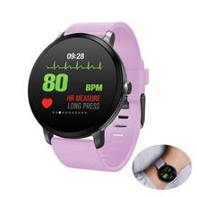 V11 Smart watch IP67 waterproof Tempered glass Activity Fitness tracker Heart rate monitor BRIM Men Women Smart band P30