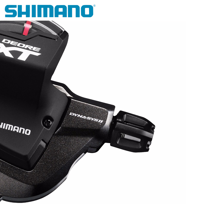 SHIMANO XT M8000 vélo manette de vitesse vtt vélo frein manette de vitesse Shimano Alivio arrière levier vitesses 11 Sram vélo dérailleur vélo manette de vitesse - 4