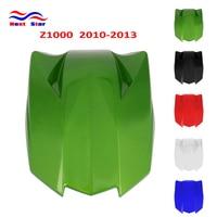 오토바이 멀티 컬러 abs 플라스틱 뒷 시트 커버 카울 가와사키 z1000 z 1000 2010 2011 2012 2013