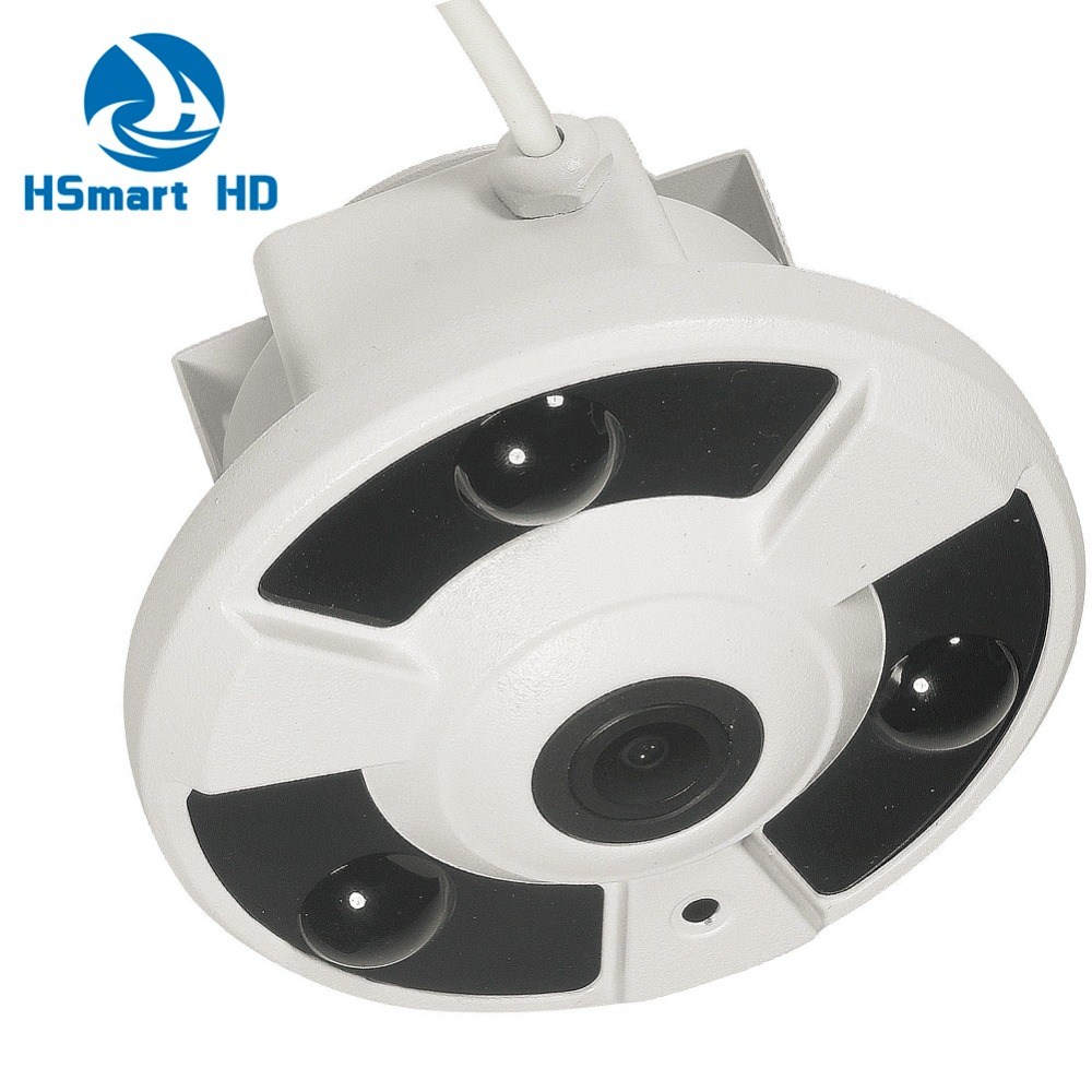 ФОТО AHD 1080P HD 2.0MP 180 degree Wide angle CCTV Security SONY 700TVL Camera Indoor Dome 3 Array IR Night Vision