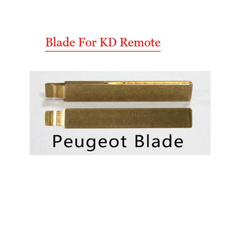 Freies verschiffen (10 teile/los) Metall Blank Uncut Flip KD Remote ...