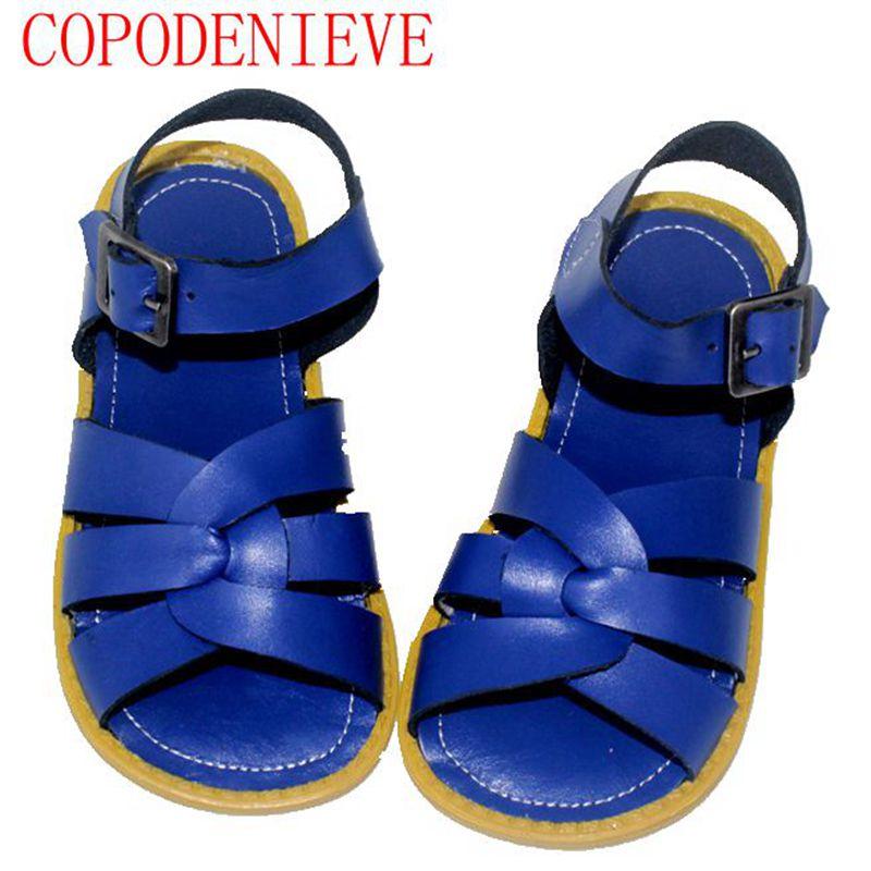 COPODENIEVE Këpucë për fëmijë sandale për stilin e djemve - Këpucë për fëmijë - Foto 4