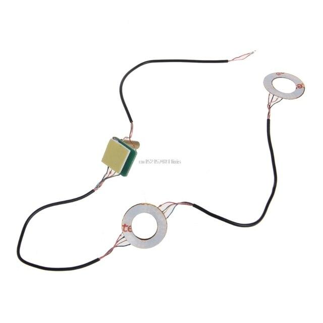 Manchons de pouce analogiques manettes de Joystick lumière LED bricolage pour PS4 Platstation 4 manette